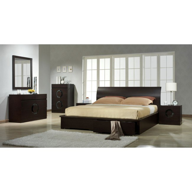 Zen Storage Bedroom Set