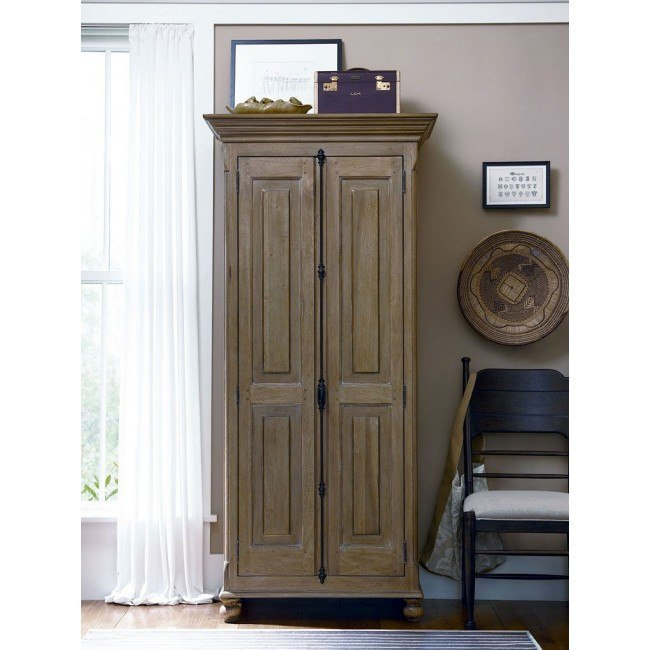 Down Home Utility Cabinet Oatmeal
