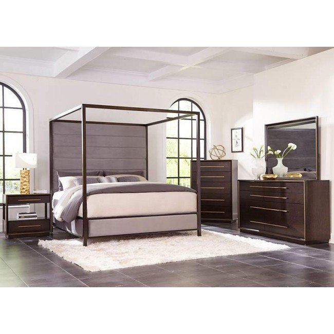 Ingerson Canopy Bedroom Set Coaster Furniture Furniture Cart