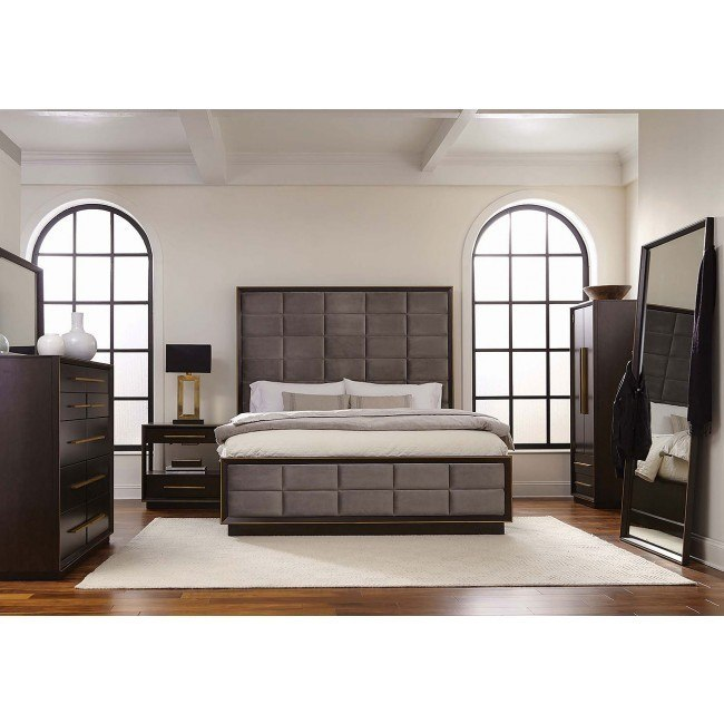 Ingerson Panel Bedroom Set Coaster Furniture Furniture Cart