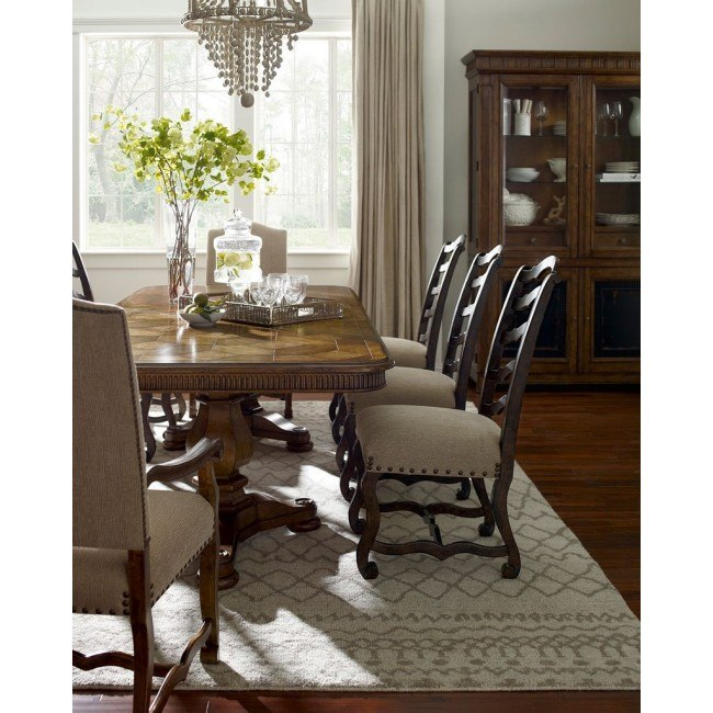 Collection One Harvest Dining Room Set