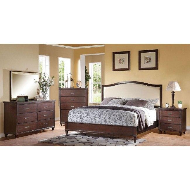 Raleigh Panel Bedroom Set Acme Furniture Furniture Cart