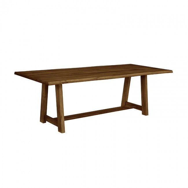 Remarkable Simply Dining 90 Inch Trestle Table Antique Amish Creativecarmelina Interior Chair Design Creativecarmelinacom