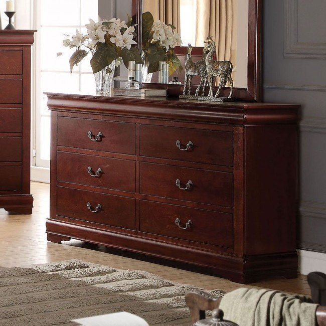 Louis Philippe Dresser Cherry Acme