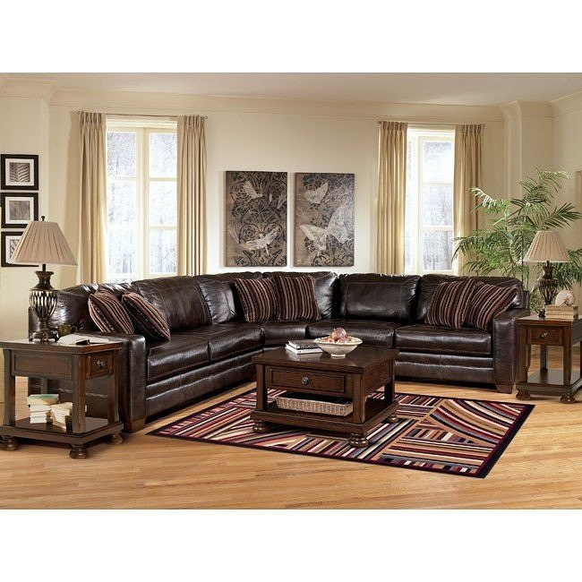 Canyon Sectional Living Room Set In 2019: Canyon Corner Sectional Living Room Set