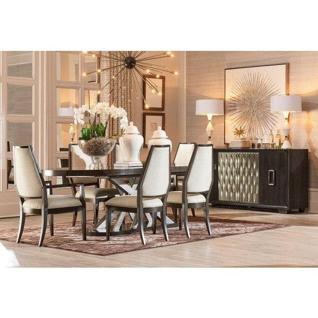 Prossimo Auguri Oval Dining Room Set