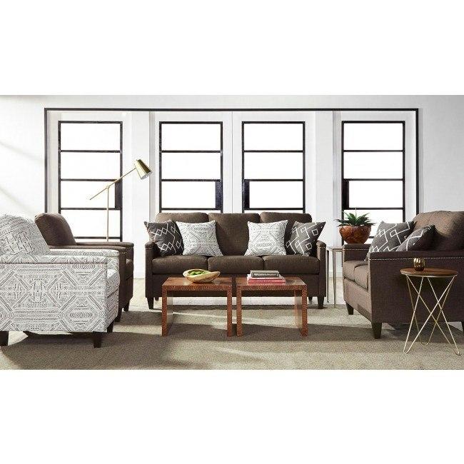 25 Series Quinton Dusk Living Room Set Hughes Furniture