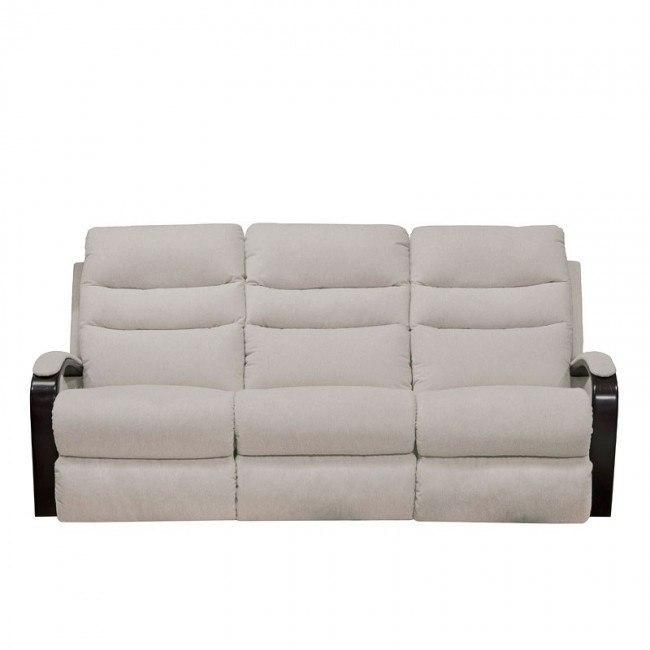 Jansen Lay Flat Reclining Sofa Shell Catnapper Furniture Cart