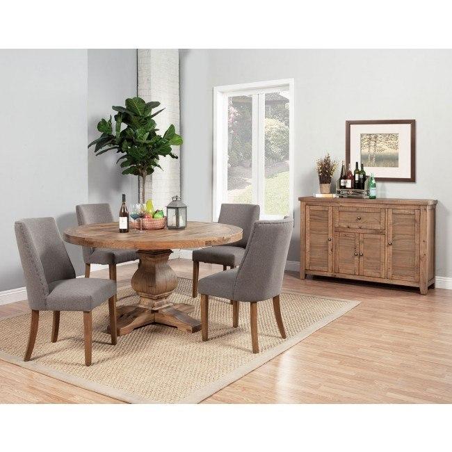 Tremendous Kensington Dining Room Set W Grey Chairs Short Links Chair Design For Home Short Linksinfo