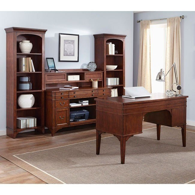 Keystone Jr Executive Home Office Set Liberty Furniture