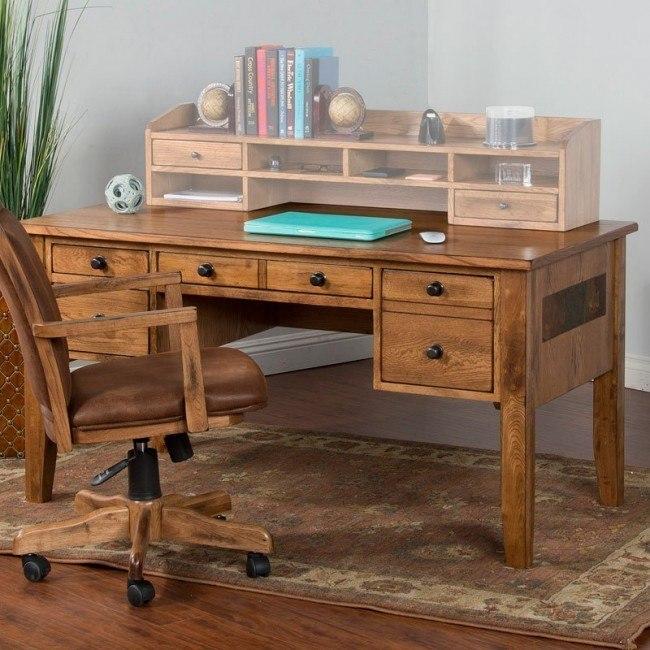 Sedona Writing Desk Sunny Designs Furniture Cart