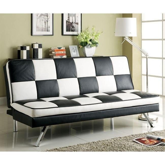 Click Clack Retro Sofa Bed Coaster