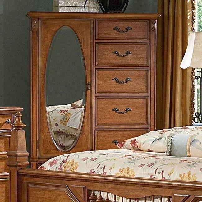 Southern Heritage Chestnut Wardrobe Vaughan Furniture 1 Reviews Furniture Cart