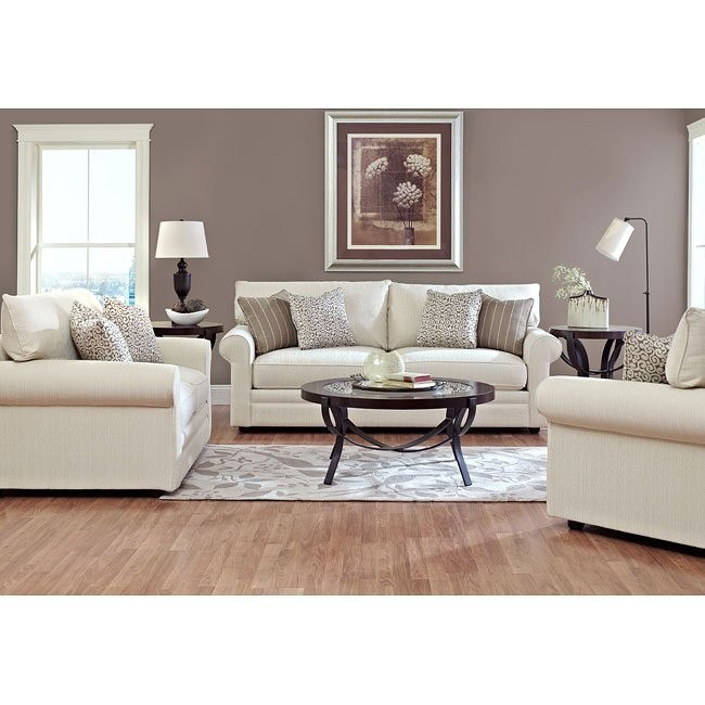 Comfy Living Room Set Jazz Coconut