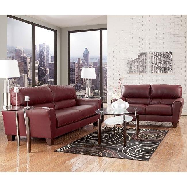 Outstanding Kentley Durablend Garnet Living Room Set Andrewgaddart Wooden Chair Designs For Living Room Andrewgaddartcom