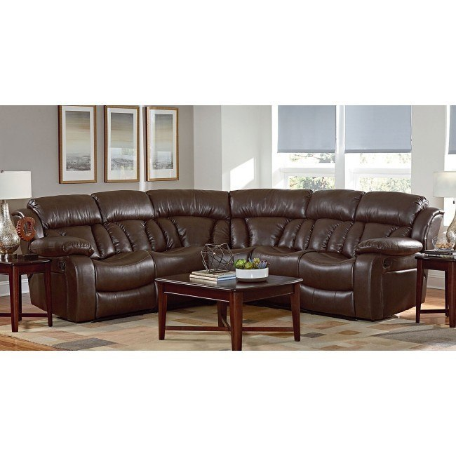 North Shore Reclining Sectional