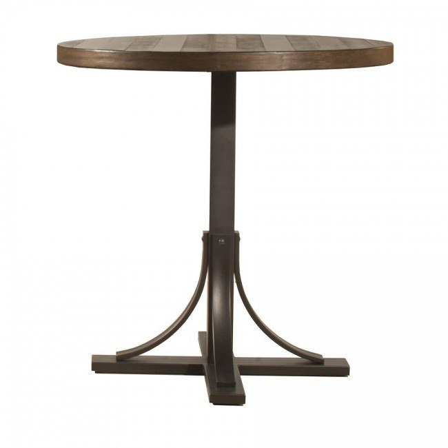 Jennings 36 Inch Round Counter Height Dining Table Hillsdale Furniture Furniture Cart