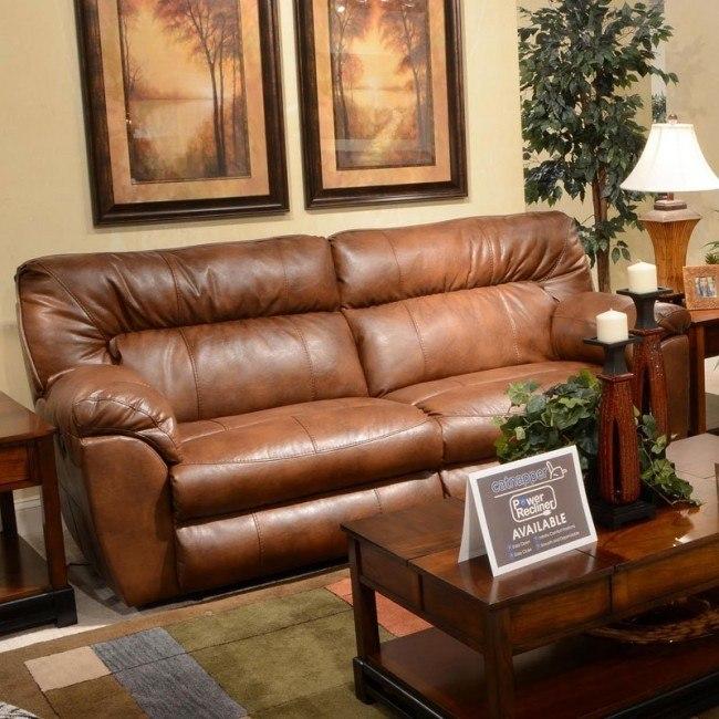 Magnificent Nolan Extra Wide Reclining Sofa Chestnut Inzonedesignstudio Interior Chair Design Inzonedesignstudiocom