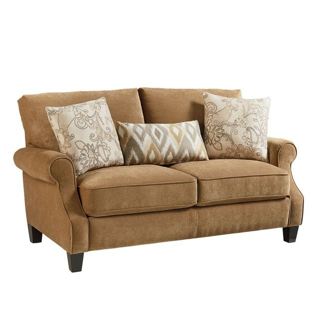 Excellent Waverly Loveseat Andrewgaddart Wooden Chair Designs For Living Room Andrewgaddartcom