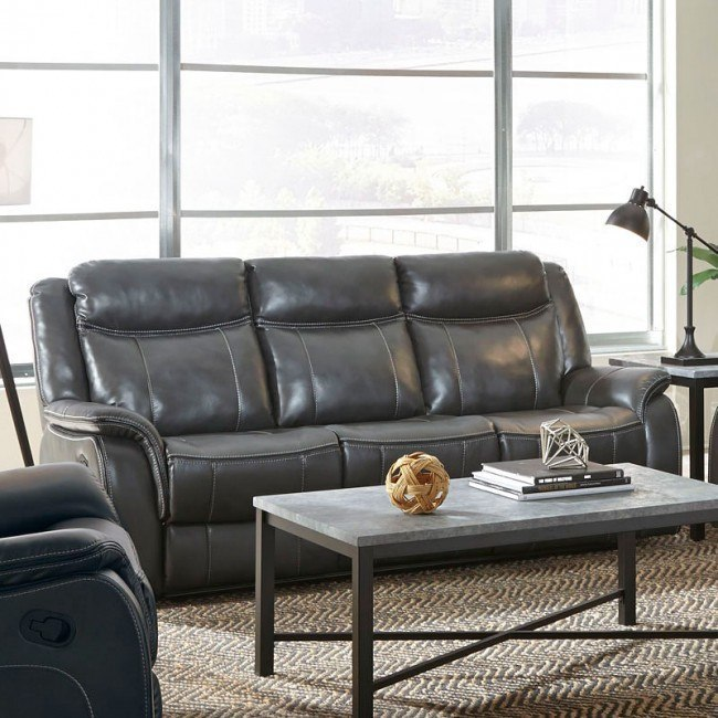 Tremendous Avalon Reclining Sofa W Drop Down Center Gmtry Best Dining Table And Chair Ideas Images Gmtryco