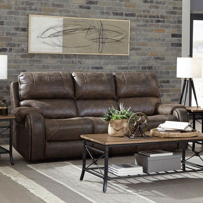 Terrific Clayton Reclining Sofa Chocolate Ibusinesslaw Wood Chair Design Ideas Ibusinesslaworg