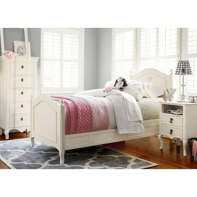 Genevieve Reading Bedroom Set Smartstuff Furniture 2 Reviews Furniture Cart