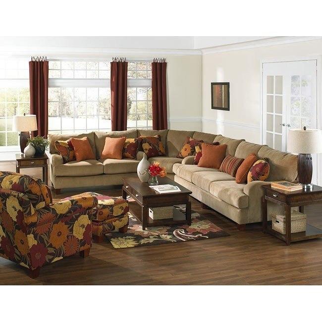 Hartwell Sectional Living Room Set