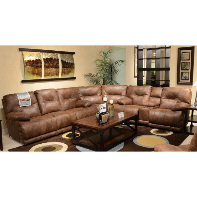 Marvelous Voyager Reclining Sectional Elk Ncnpc Chair Design For Home Ncnpcorg