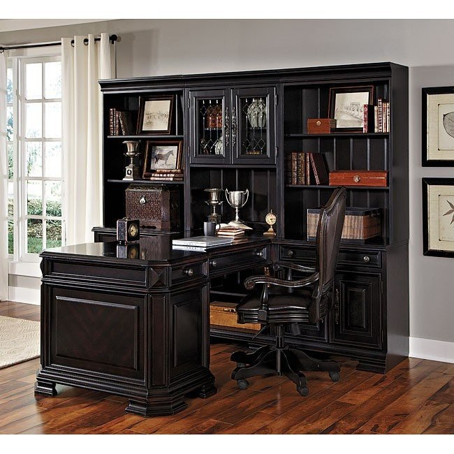 Lexington Modular Home Office Suite
