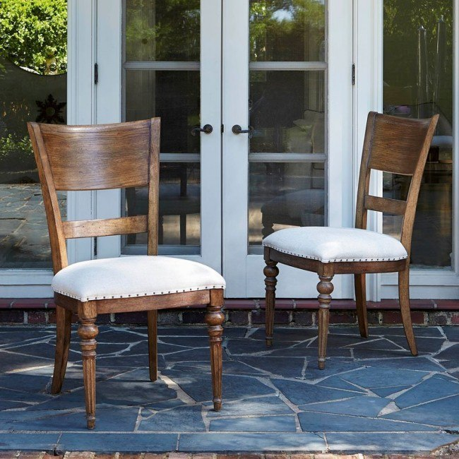 Phenomenal New Bohemian Dining Side Chair Set Of 2 Cjindustries Chair Design For Home Cjindustriesco