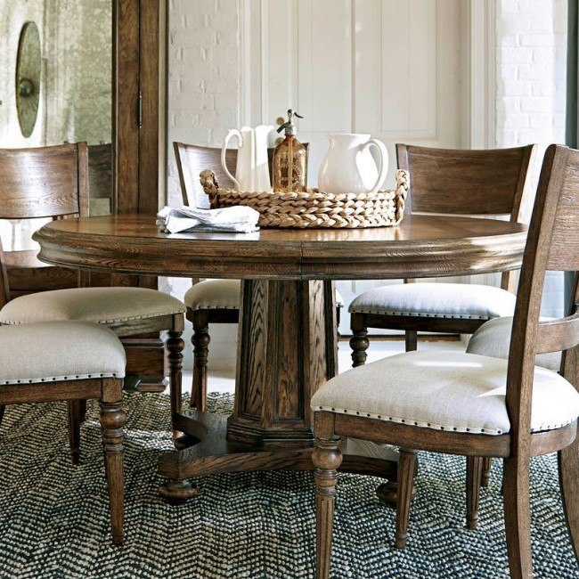 New Bohemian Round Dining Table