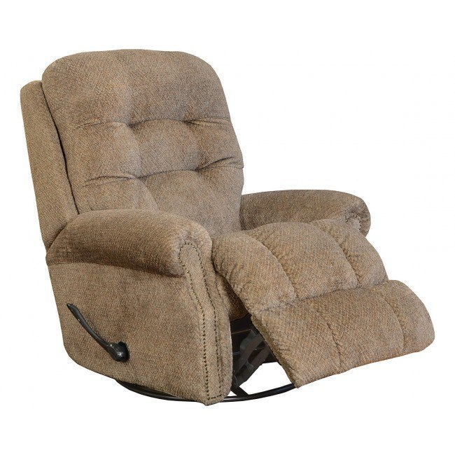 Pleasing Norwood Swivel Glider Recliner Camel Bralicious Painted Fabric Chair Ideas Braliciousco