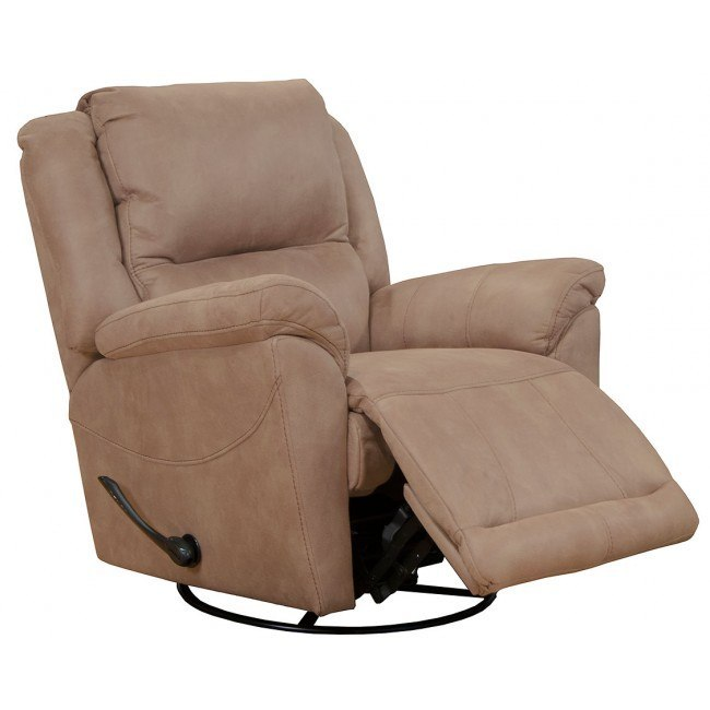 Pleasing Cole Chaise Swivel Glider Recliner Camel Creativecarmelina Interior Chair Design Creativecarmelinacom