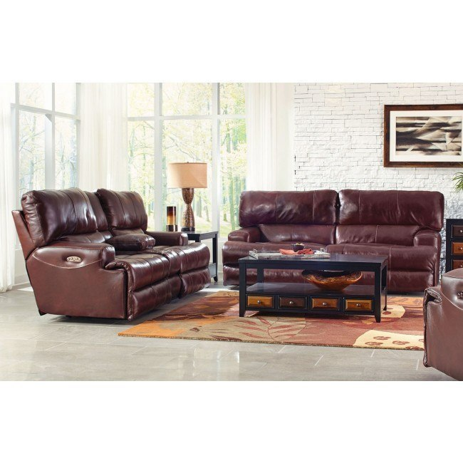 Terrific Wembley Power Lay Flat Reclining Sectional Set W Power Headrests And Lumbar Walnut Pabps2019 Chair Design Images Pabps2019Com