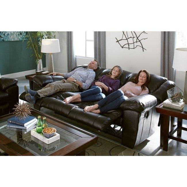 Triple Reclining Sofa W