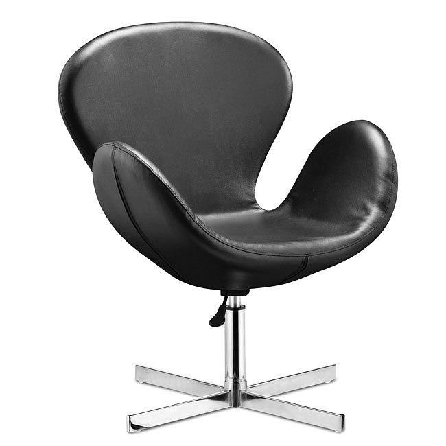 Surprising Cobble Lounge Chair Black Evergreenethics Interior Chair Design Evergreenethicsorg