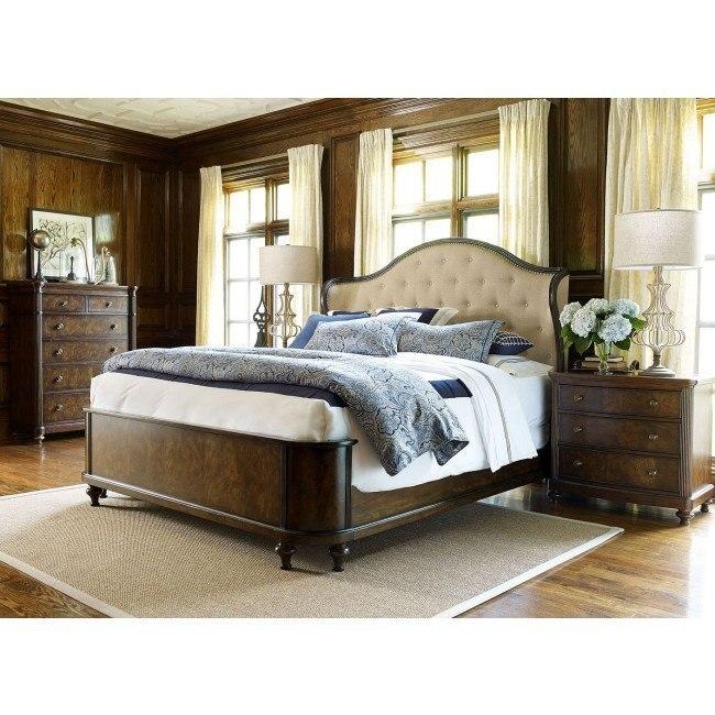 Barrington Farm Shelter Bedroom Set Legacy Classic Furniture Cart