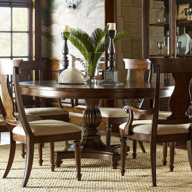 Barrington Farm High Low Dining Table Legacy Classic Furniture Cart