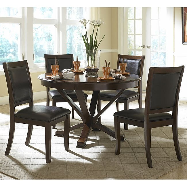 the helena may dining room | Helena Casual Dining Room Set Homelegance | Furniture Cart