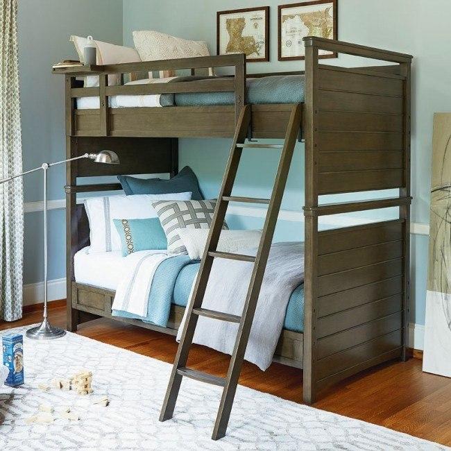 Varsity Bunk Bed SmartStuff Furniture | Furniture Cart