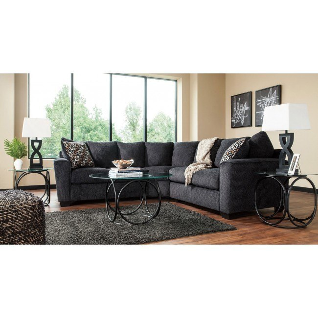 Prime Wixon Slate Sectional Set Uwap Interior Chair Design Uwaporg