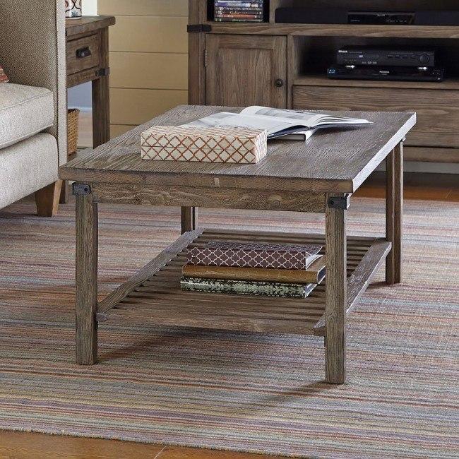 Foundry Rectangular Cocktail Table Kincaid Furniture Furniture Cart