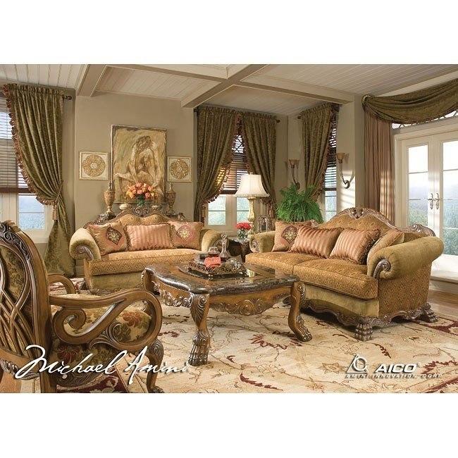 Eden Living Room Set Aico Furniture 1 Reviews Furniture Cart