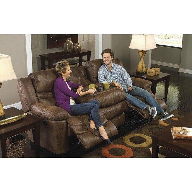Valiant Triple Reclining Sofa W