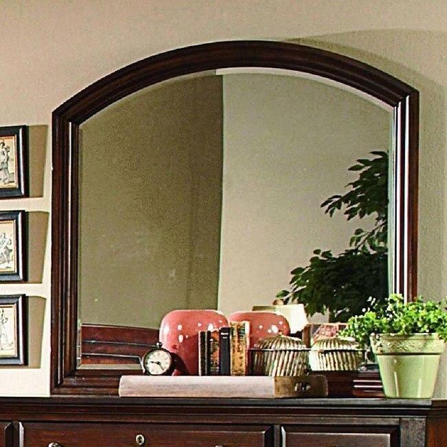Georgetown Dresser Mirror (Cherry)