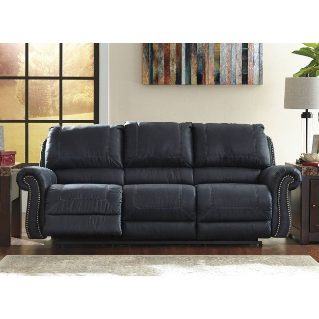 Remarkable Milhaven Navy Power Reclining Sofa Ibusinesslaw Wood Chair Design Ideas Ibusinesslaworg