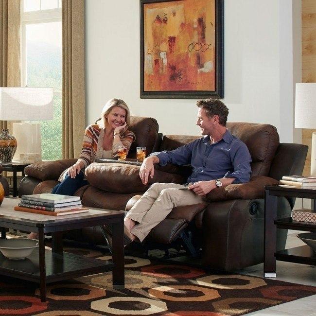 Miraculous Henderson Power Reclining Sofa W Drop Down Table Sunset Machost Co Dining Chair Design Ideas Machostcouk