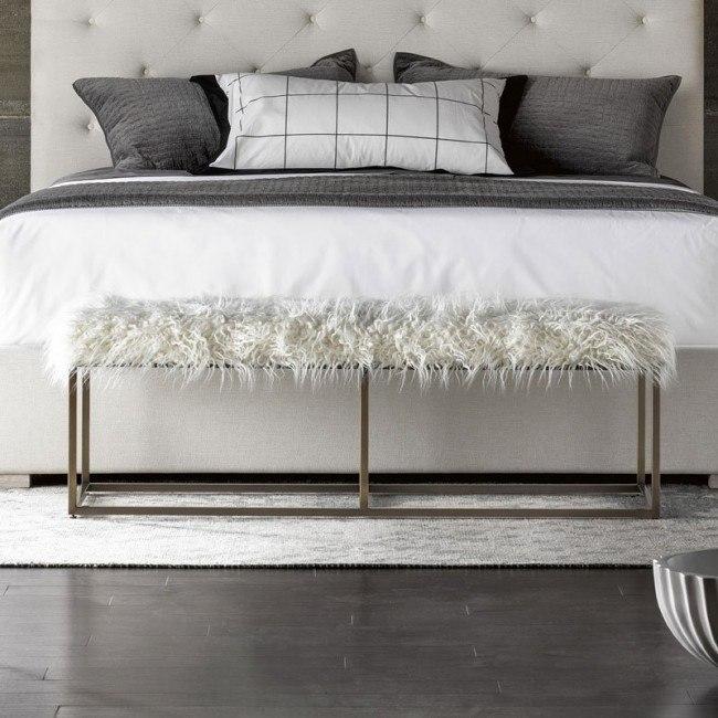 Modern Bed Bench