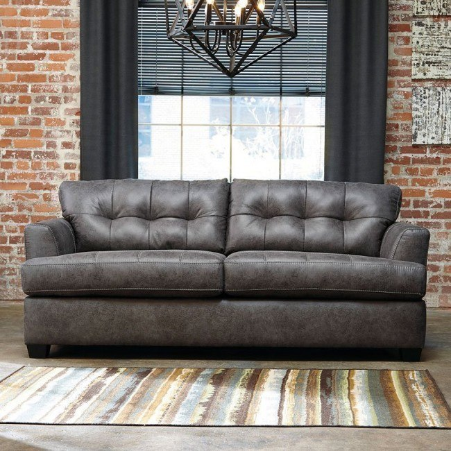 Amazing Inmon Charcoal Sofa Ocoug Best Dining Table And Chair Ideas Images Ocougorg