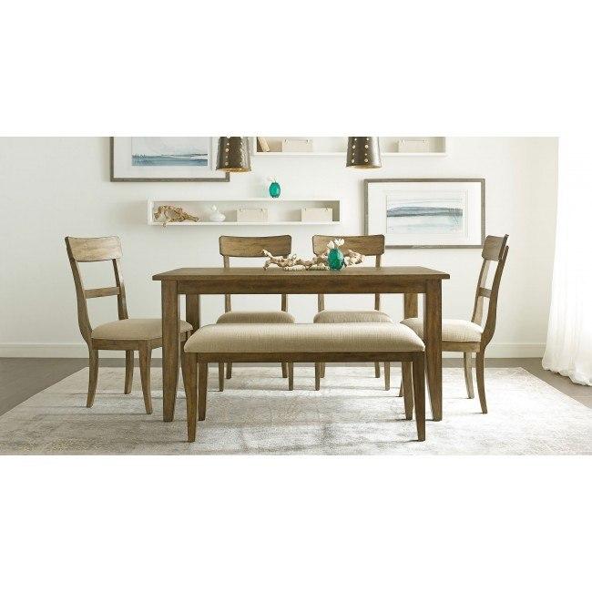 The Nook 60 Inch Rectangular Dining Room Set Oak
